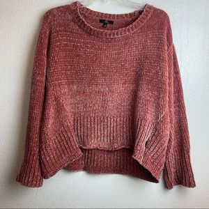MM soft oversized hi hem sweater 100%Polyester